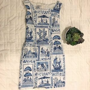 Beaded Midi Work Dress